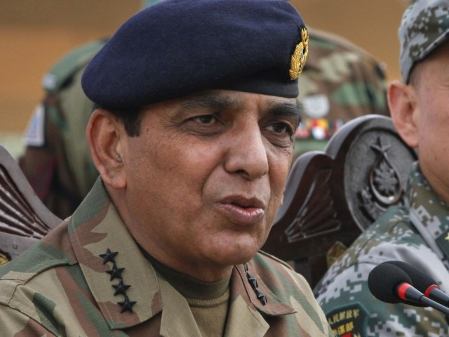 General V K Singh was the Army Chief Camoflage