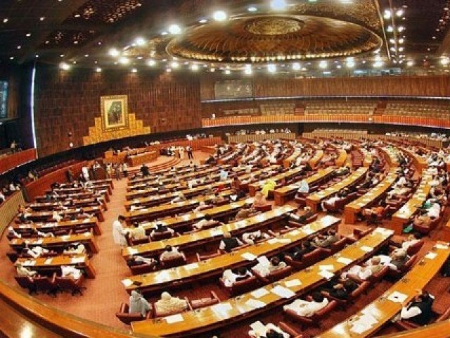 National Assembly of  Pakistan, Parliament