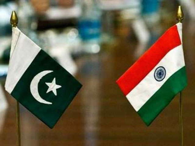 Pakistan-India-tension