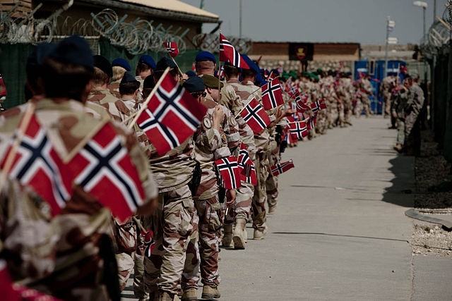 Norway Troops