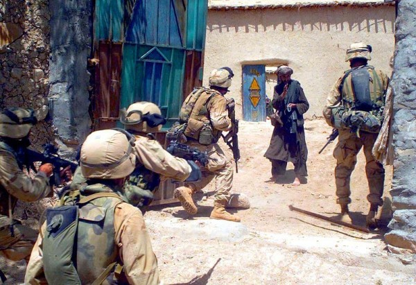 Counterterrorism Operations In Afghanistan