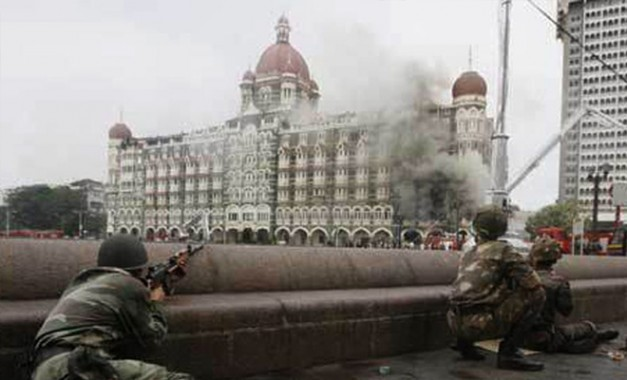 Mumbai Attacks from 2008 to 2013
