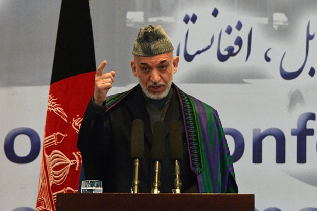 Corruption, Afghanistan, U.S. Withdrawal