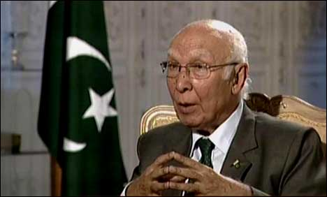 India Must Pull Forces Out of Siachen. Sartaj