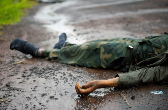 Indian Soldiers Killed,