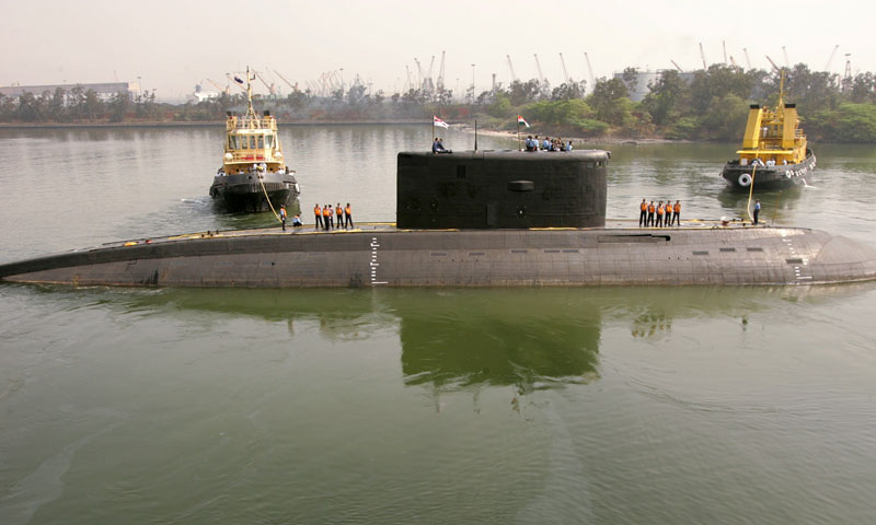 Indian Nuclear Submarine, Indian Navy, India,