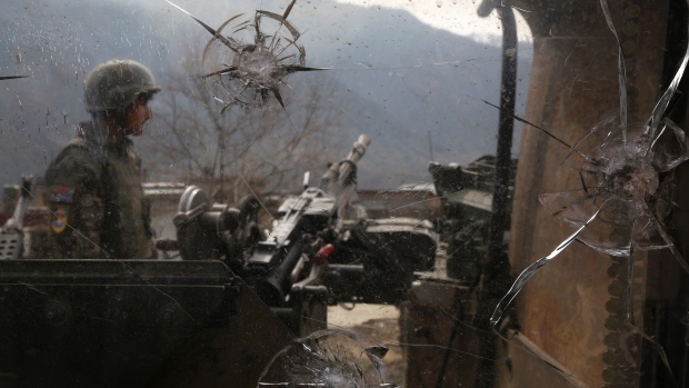 Afghanistan pullout Taliban congratulates