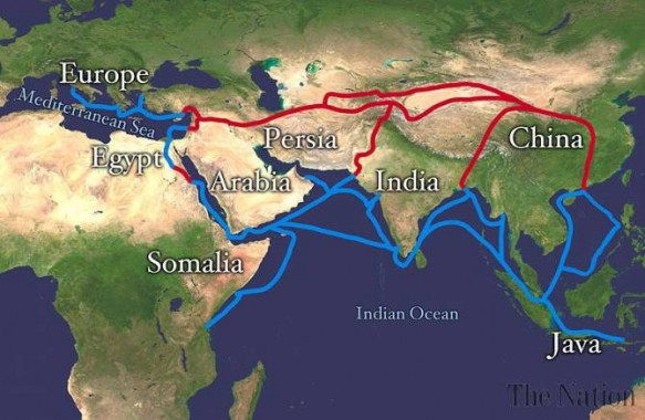 Pak-China Relations, Silk Route, E-Commerce,