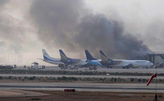 Karachi Airport, ASF, Policy Maker, TTP, Foreign Fighters,