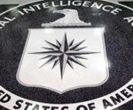 The lobby of the CIA Headquarters Building in McLean, Virginia. (Reuters)