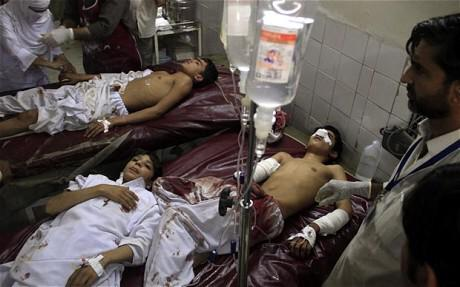 Angels, Peshawar, TTP, Pakistan, Blast, School