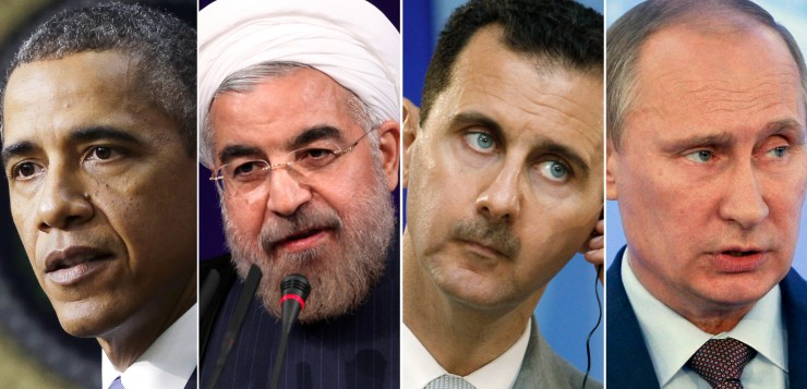 Defend Damascus from Tehran