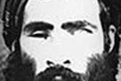 Mullah Omar of Afghanistan's Taliban regime is shown in this undated U.S. National Counterterrorism Center image. Afghanistan said on July 29, 2015 it was investigating reports that Mullah Omar, leader of the militant Taliban movement behind an escalating insurgency, was dead.  REUTERS/National Counterterrorism Center/Handout via Reuters   FOR EDITORIAL USE ONLY. NOT FOR SALE FOR MARKETING OR ADVERTISING CAMPAIGNS. THIS IMAGE HAS BEEN SUPPLIED BY A THIRD PARTY. IT IS DISTRIBUTED, EXACTLY AS RECEIVED BY REUTERS, AS A SERVICE TO CLIENTS