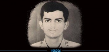 A Tribute to the youngest Nishan-e-Haider