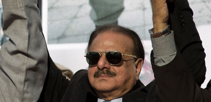 Homage to the Legendary General Hamid Gul