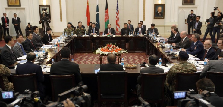 Report: Revival of Afghan peace process