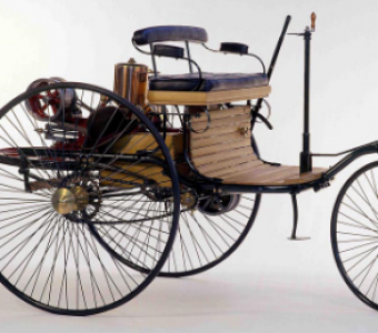 Today in History: Birth of Modern Automobile (29th January)
