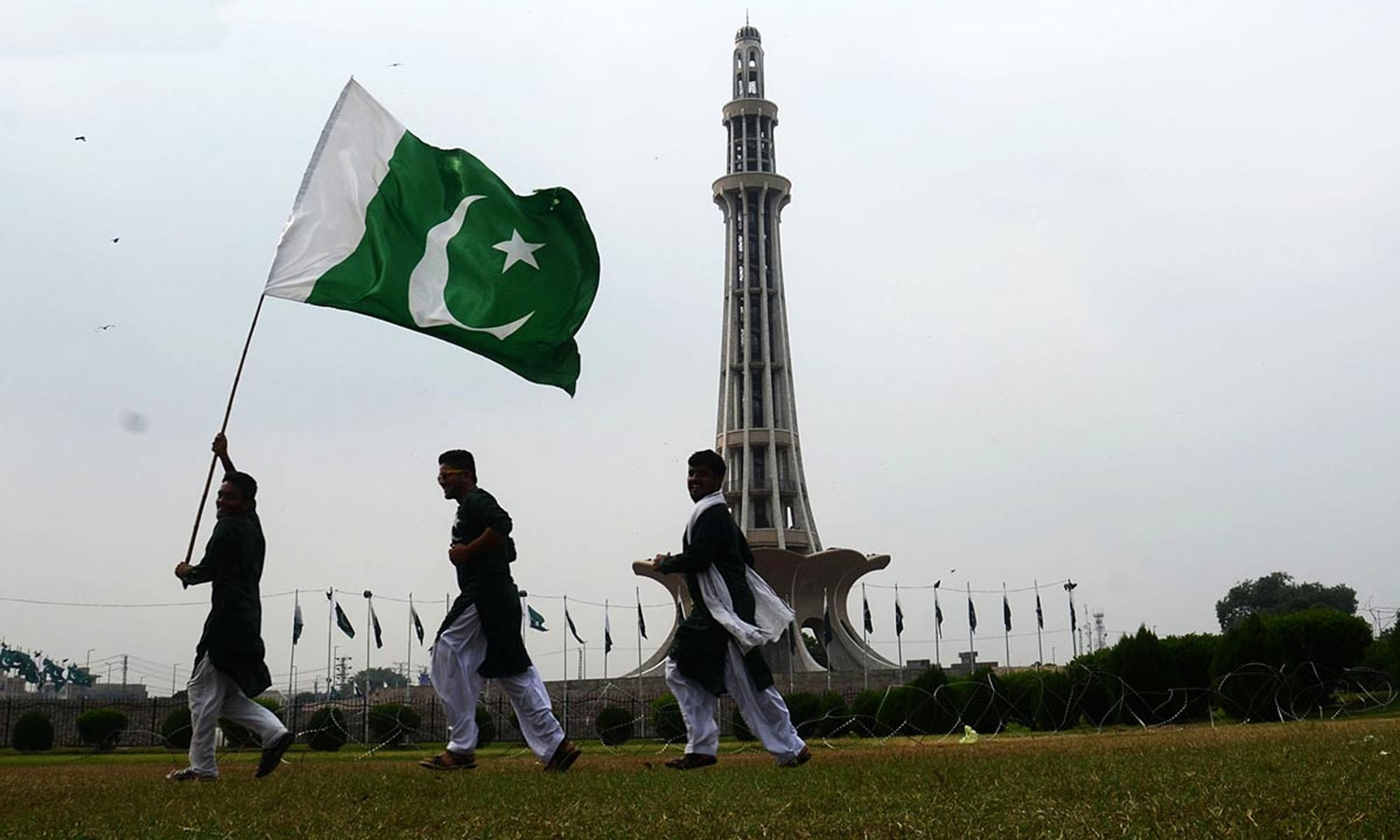 Pak PM dedicates Independence Day to freedom movement in Kashmir