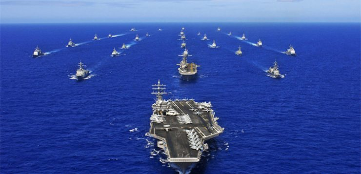 21st century Maritime Conflict & the US Pivot to Asia