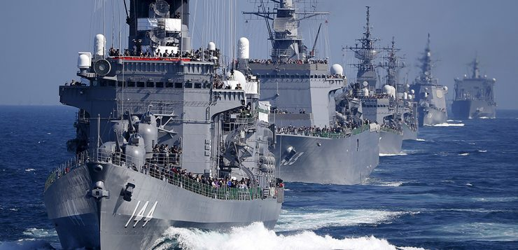 Japan's Pivot to Indo-Pacific