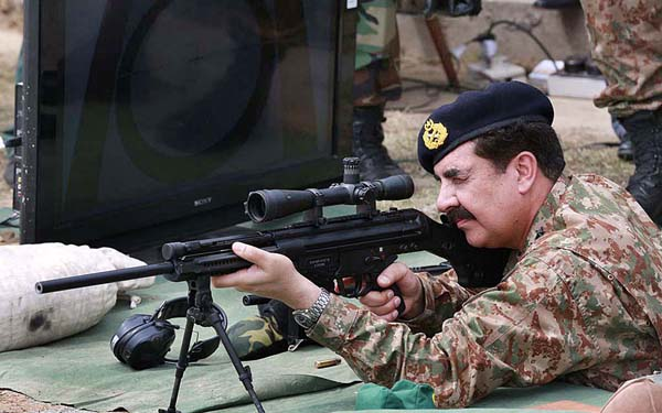 Army chief satisfied with preparedness of troops along LoC