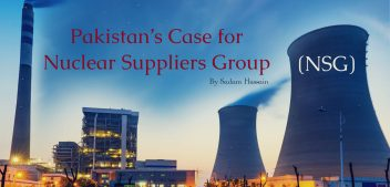 Pakistan's Case for Nuclear Suppliers Group