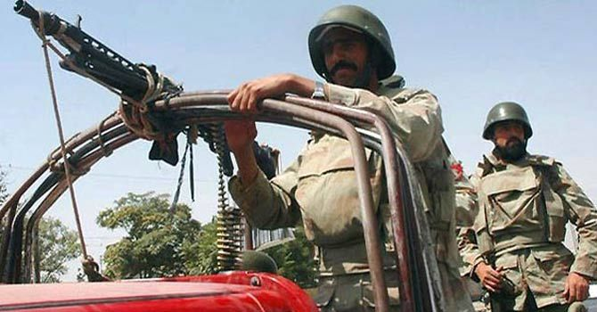 Three FC personnel shot dead in Quetta