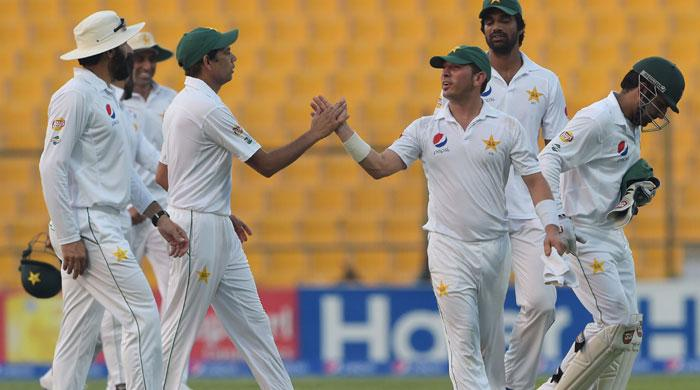 Pakistan in control as Windies wilt