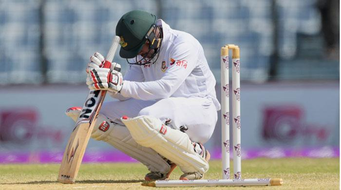 Stokes takes last wickets to foil Bangladesh fairytale