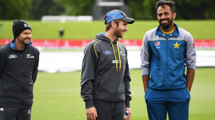 Christchurch Test: Pakistan-New Zealand first day washed out