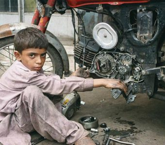 Child Labour: A Tragedy