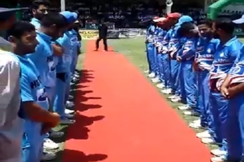 Kashmir: PoK anthem played ahead of cricket match in Pulwama