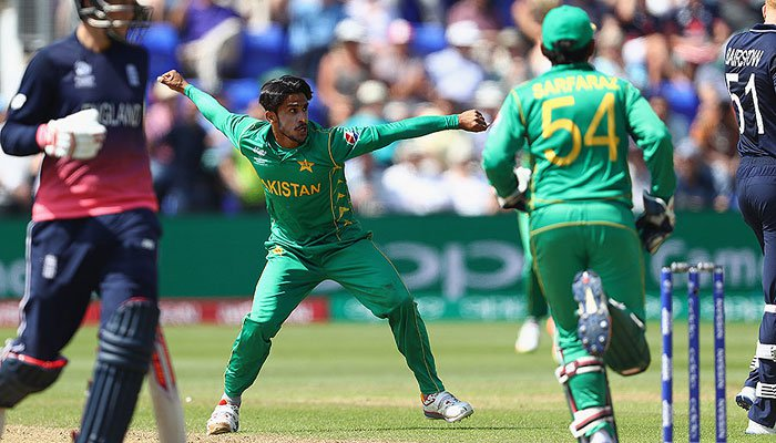Pakistan in maiden final