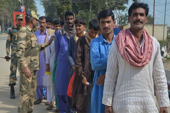 Goodwill gesture: India to release 11 Pakistan prisoners today
