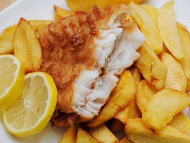 Eating two portions of fish can help ease arthritis