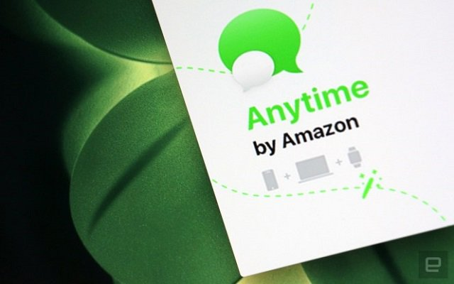 Amazon testing its own instant messaging app 'Anytime'
