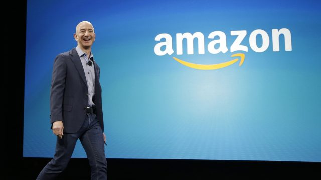 Prime spot: Amazon's Jeff Bezos briefly becomes richest man in the world