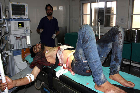 Youth injured in J&K clashes succumbs