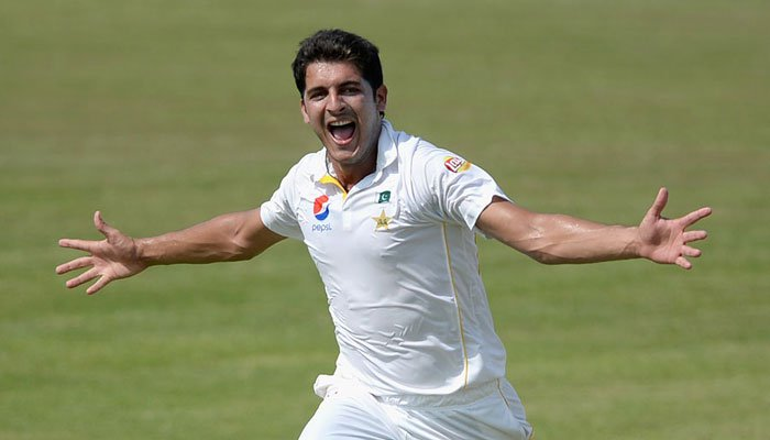 Yasir passes Pakistan fitness test