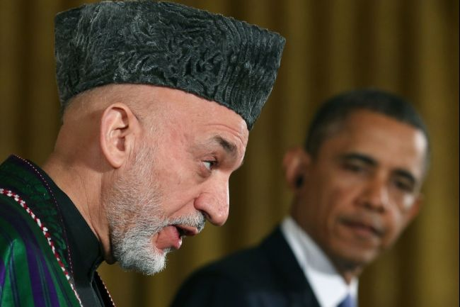 No conclusion yet on Afghanistan-U.S. security agreement talks