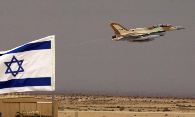 Israel strikes Russian weapons shipment in Syria
