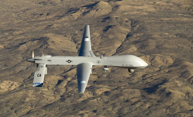 Pakistan may approach UNSC on drone issue