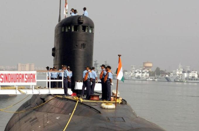 Indian Navy, Navy Submarine, Accident Record