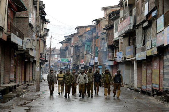 Kashmir, Youth, India,