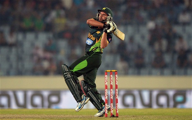 Shahid Afridi, Aisa Cup, Pak-India Cricket Match,