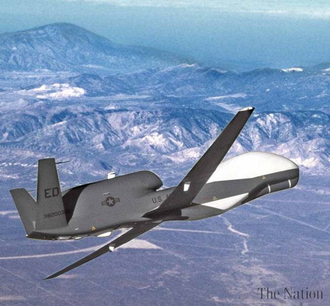 US Drone, Afghanistan, Hizb-e-Isami, ISAF,
