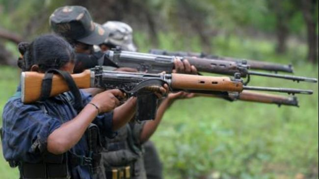 CRPF, Maoists, India, Insurgency,