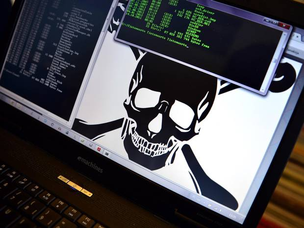 Cyber Crimes, Hackers,