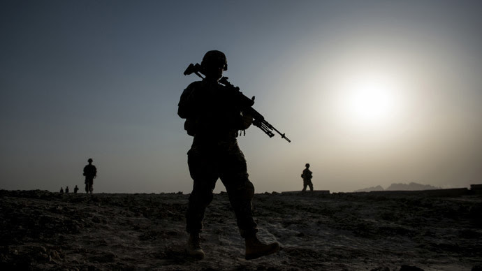 Afghanistan, Friendly Fire, ISAF,