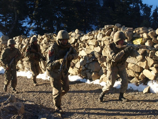 North Waziristan, Pakistan, ArmedForces, Zarb-e-Azb, Taliban